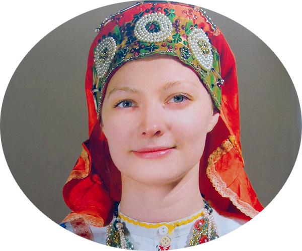 Русские головные уборы своими руками