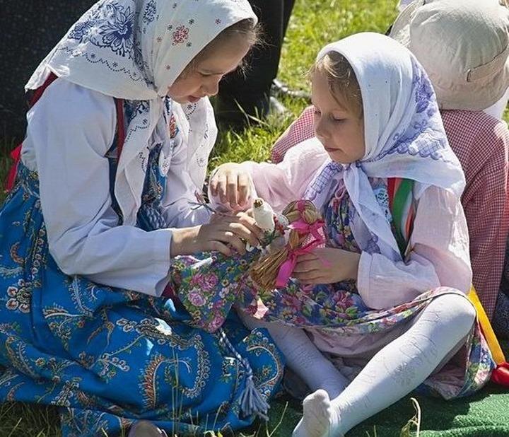 """На """"Высоком берегу"""" в Удмуртии  покажут старинные русские обряды"""