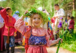 Цикл видеолекций о фольклоре и этнографии начали записывать в Санкт-Петербурге