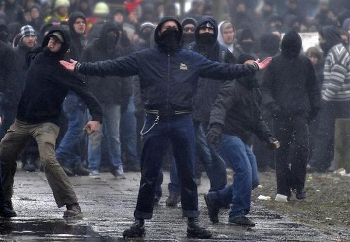 МИД Украины обвинил Россию в росте фашизма и ксенофобии