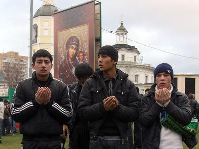 Муфтият Татарстана будет помогать мигрантам-мусульманам