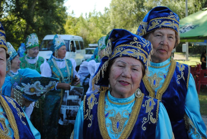 В Академии наук Татарстана презентовали три новые книги о татарах