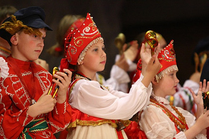 В Волгограде вспоминали славянские традиции