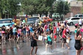 В Крыму отметят армянский праздник обливания водой Вардавар