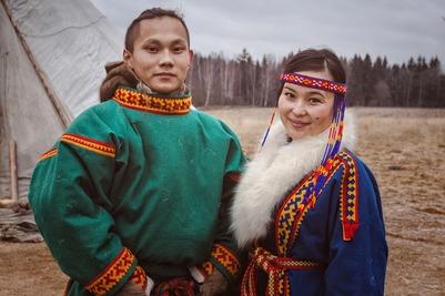 """О северных свадебных обрядах расскажут на """"Арктике-2016"""" в Москве"""