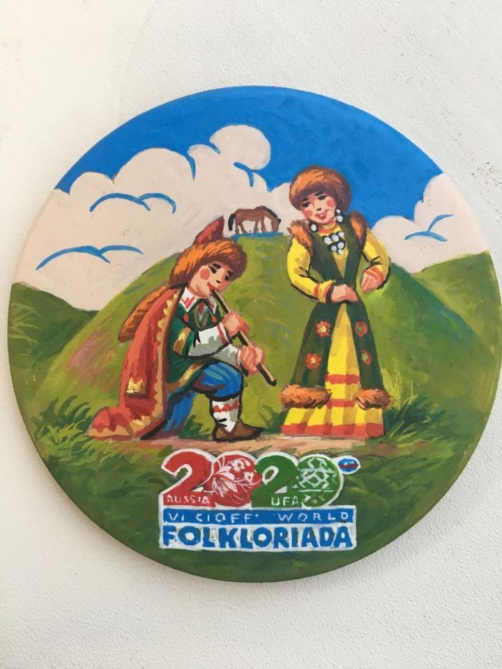 Для Фольклориады в Башкортостане изготовят 2000 сувениров
