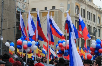 Больше половины россиян заявили об особенном значении русского народа