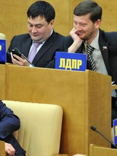 Фракция ЛДПР выступила за новую этническую политику в России