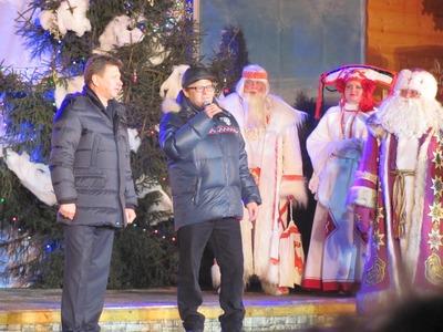 """""""Новогодний этнофест"""" в Санкт-Петербурге продлится неделю"""