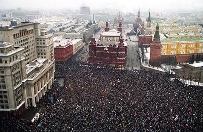 В московской мэрии отказались согласовать митинг против ксенофобии на Манежной площади