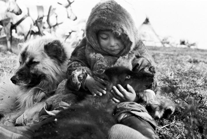 О жизни ненецких детей в СССР расскажет выставка в Сыктывкаре