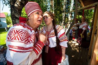 Григорий Ледков призвал обеспечить вепсов социальной пенсией