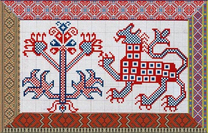 Выставка предметов искусства народов Поволжья открылась в Ульяновске