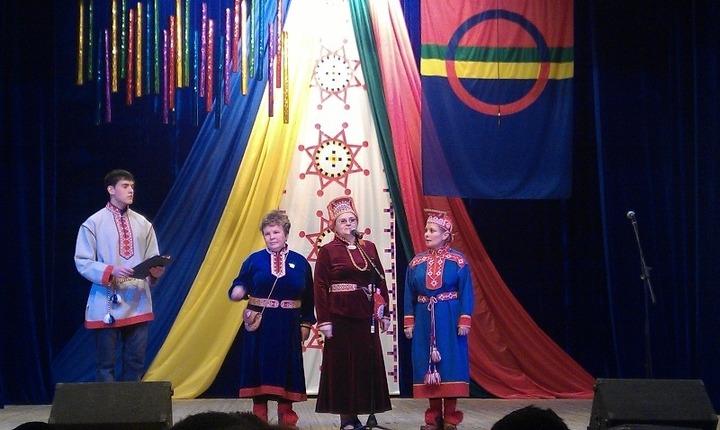 В Мурманской области поднимут саамский флаг