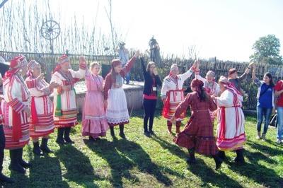 Этнокультурный студенческий лагерь в Мордовии собрал гостей из России, Финляндии и Норвегии