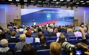Путин: Русский мир никогда не строился только по этническому признаку