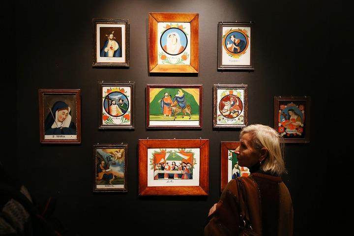 В Сыктывкаре на выставке Кандинского покажут коми-прялки с иконами