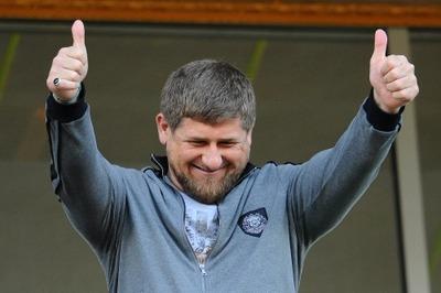 Кадыров не будет уходить из Instagram