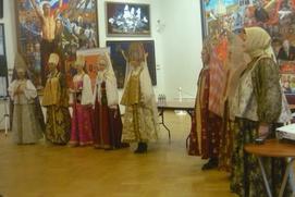 В Москве открылась конференция по традиционным костюмам народов России
