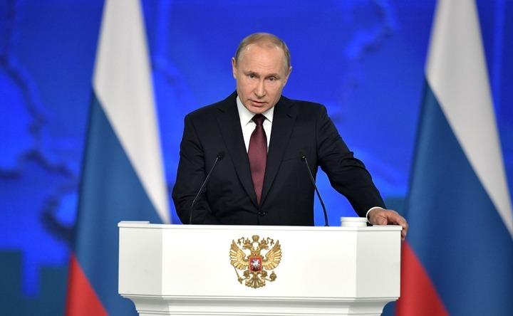 """Путин: """"В России никогда не было репрессий по религиозному признаку"""""""