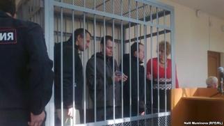 В Калининграде освободили вывесивших флаг Германии активистов