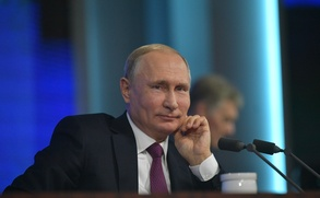 Путин поручил рассмотреть вопрос о поддержке Первого российского национального телеканала