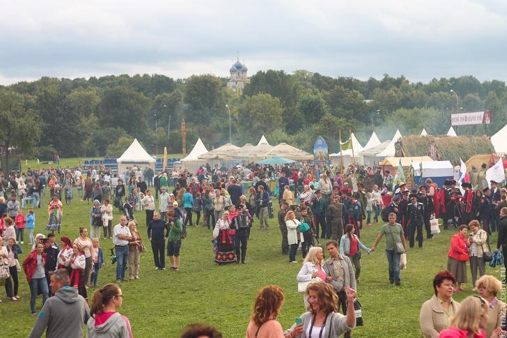 Фестиваль среди