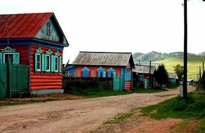Семейское село в Бурятии стало самой красивой деревней России