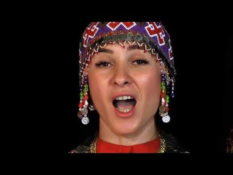 "Московский чувашский хор ""Атал"". Гимн Земле"