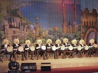 В Красноярске отметили День народов Кавказа