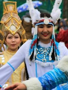 Конкурс круговых танцев пройдет в Якутии в Международный день коренных народов