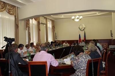 В Махачкале открылся съезд Союза национальных творческих коллективов России