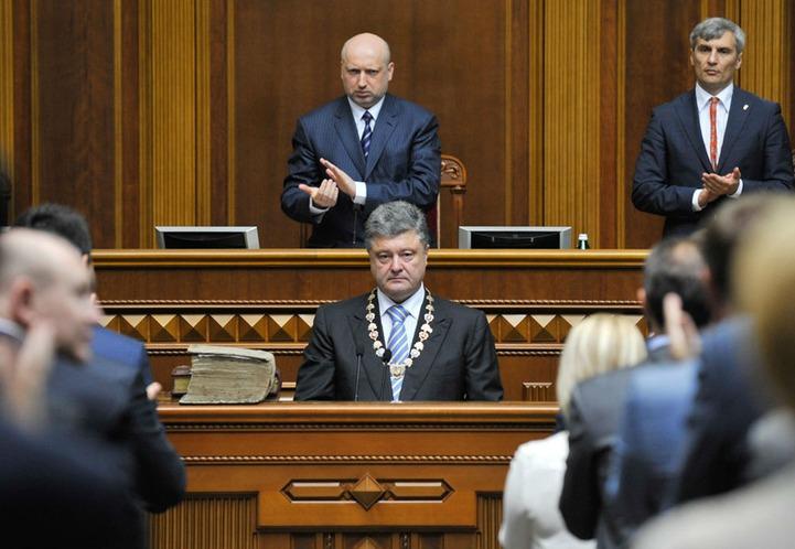 Порошенко ответил черкесам на просьбу о признании геноцида