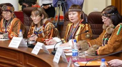 В НАО открылся Съезд коренных малочисленных народов Севера