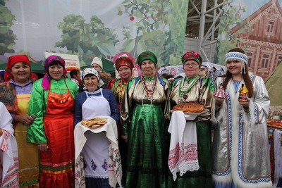 """Удмуртский """"Чижи-Выжи"""" и марийский праздник хлеба пройдут в Тюменской области"""