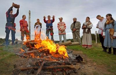 Зов славянских предков