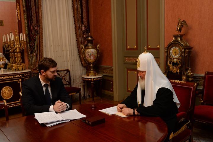 Главы РПЦ и ФАДН обсудили работу духовно-просветительских центров