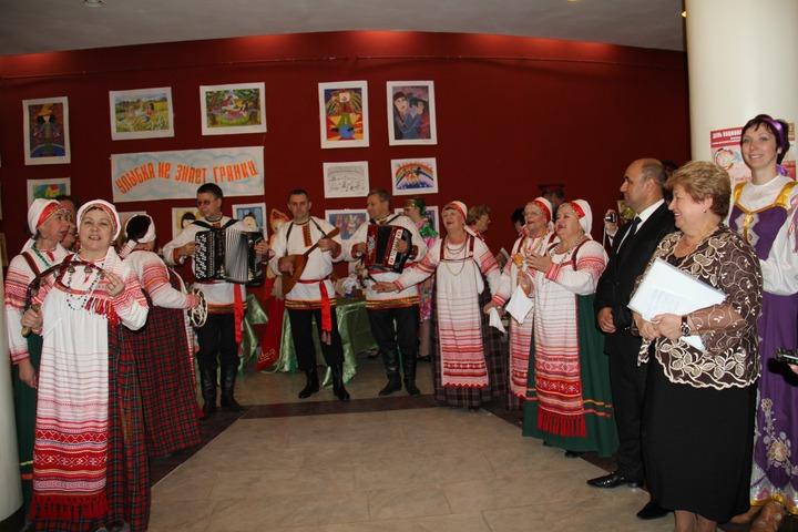 В Смоленске провели День национальных культур