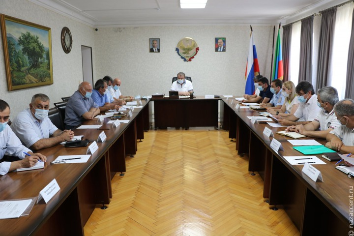 Центр ковроделия Мугарты в Дагестане закрыли на карантин