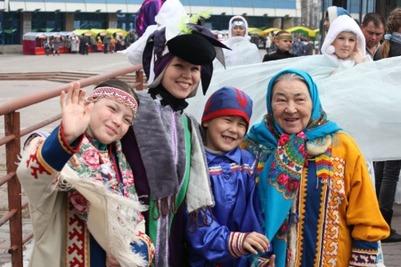 В Ханты-Мансийске все готово к встрече Вороны