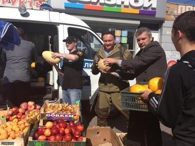 В МВД заинтересовались проверками петербургских националистов торговых рядов