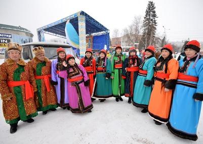 """В Горно-Алтайске отпраздновали """"Чага-Байрам-2017"""""""