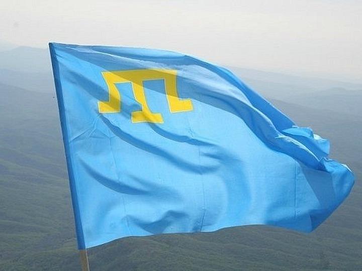 В Керчи перенесли автопробег в честь крымскотатарского флага