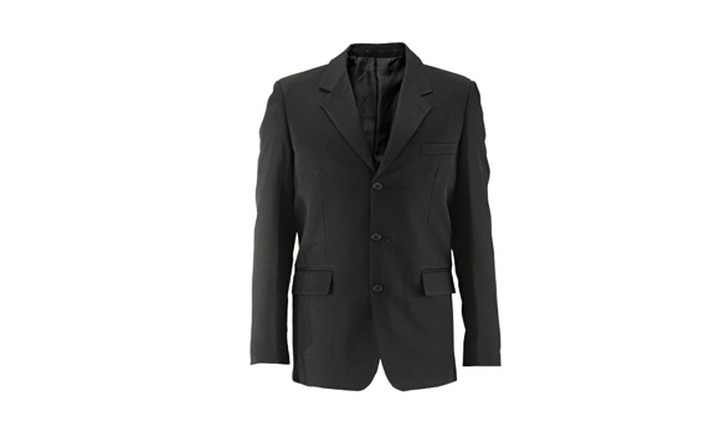 Крыло мужского пиджака