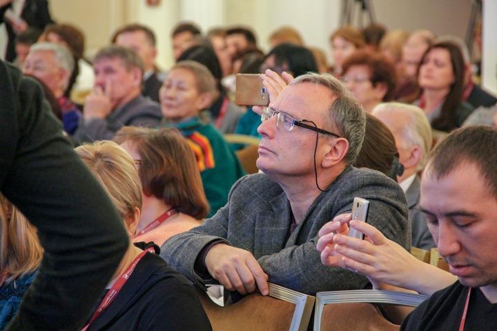 Второй Медиафорум этнических и локальных СМИ в Москве