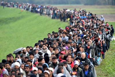 В МВД рассказали о возросшей угрозе нежелательных внешних миграций