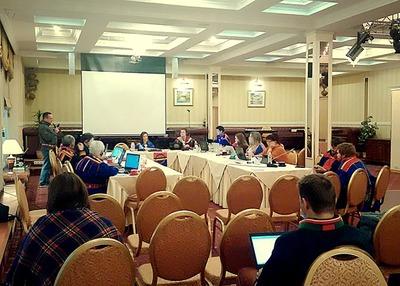 В Мурманске саамы обсудили сотрудничество с зарубежными активистами