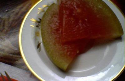 Соленые арбузы