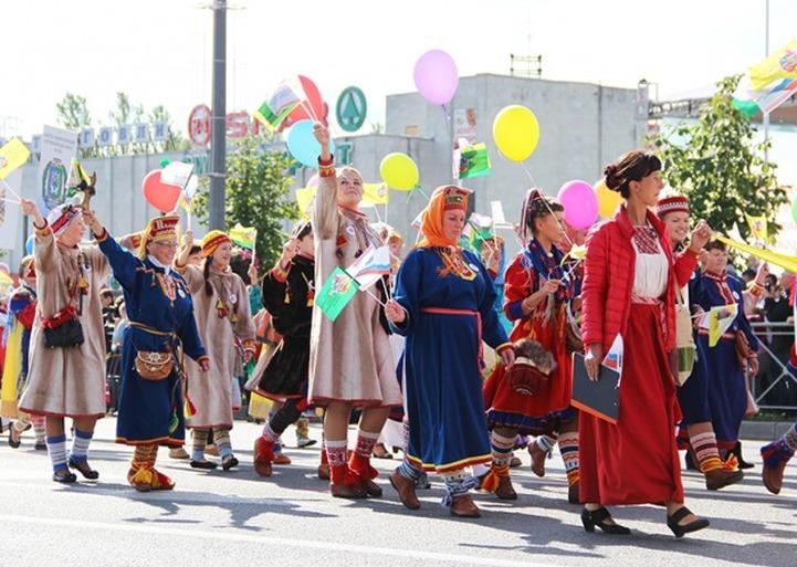 Представители Коми поедут на детский фестиваль национальных культур в НАО
