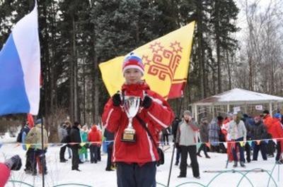 В память о Чапаеве московские чуваши провели спортивный праздник